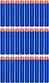 Комплект из 30 стрел для бластеров Nerf Hasbro, фото 2