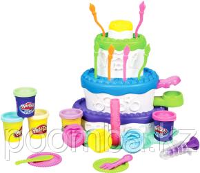Набор Hasbro Play-Doh Праздничный торт