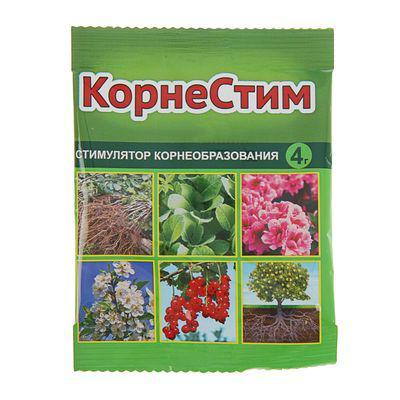 Стимулятор корнеобразования Корнестим, цв. пакет, 4 г