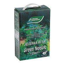 """Удобрение минеральное """"Зеленая Игла"""" для хвойных, 1 кг"""