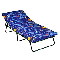 """Кровать детская на ламениях """"Юнга"""" с451, 152*61*31 см"""
