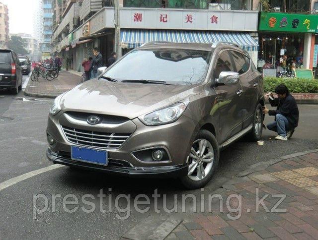 Обвес на Hyundai ix35