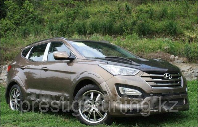 Обвес на Hyundai Santa Fe