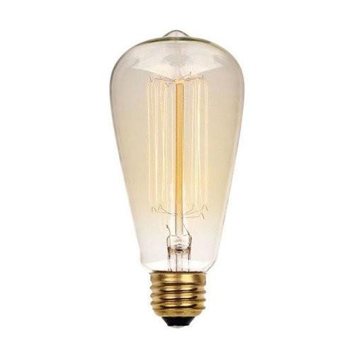 Лофт-лампа Эдисона ST64 40W