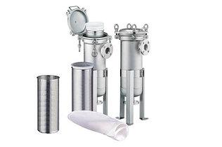 Мешочные магистральные фильтры, для механической очистки воды