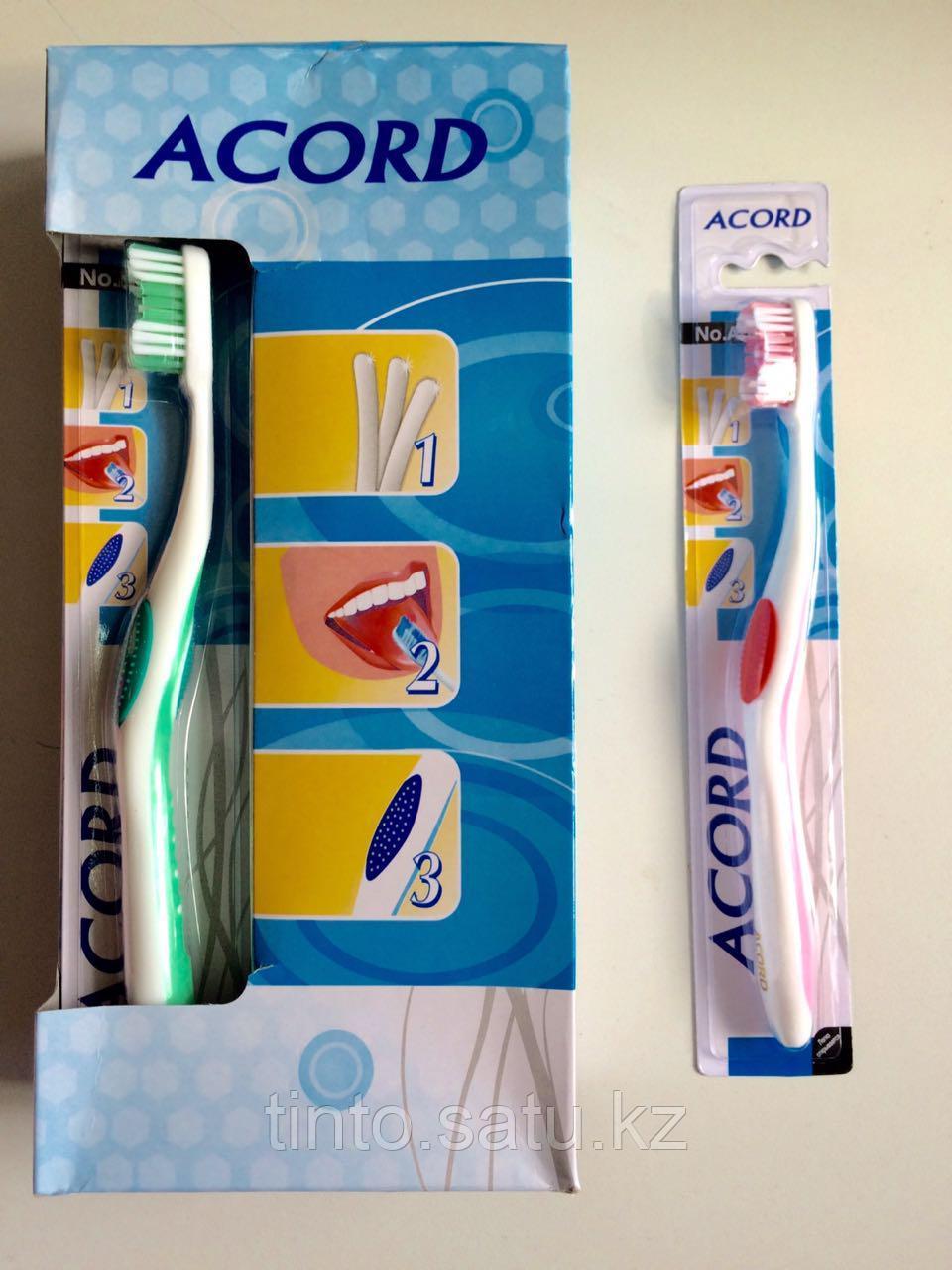 Зубная щетка Acord для взрослых