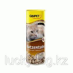 Gimpet Katzentabs Витамины для кошек с дичью 1 витаминка