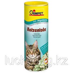 Gimpet Katzentabs витаминизированое лакомство для кошек с морскими водорослями 710 шт.