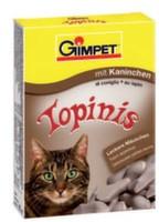 """Gimpet Витаминные """"Мышки"""" с таурином и кроликом для кошек, 1 мышка"""