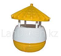 Электрический уничтожитель москитов (экологически безопасный) Желтый