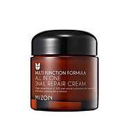 Улиточный крем All in One Snail Repair Cream Mizon (75 мл)