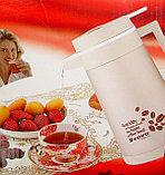 Термос Scovo 1.4 литра, стеклянная колба, фото 2