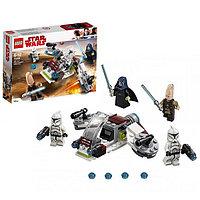 Lego Star Wars 75206 Конструктор Лего Звездные Войны Боевой набор Джедаев и Клонов-Пехотинцев, фото 1