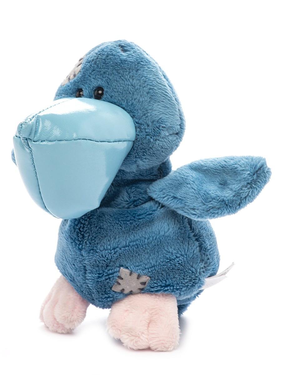 """Мягкая игрушка """"My Blue Nose Friend"""" Пеликан, 10 см"""