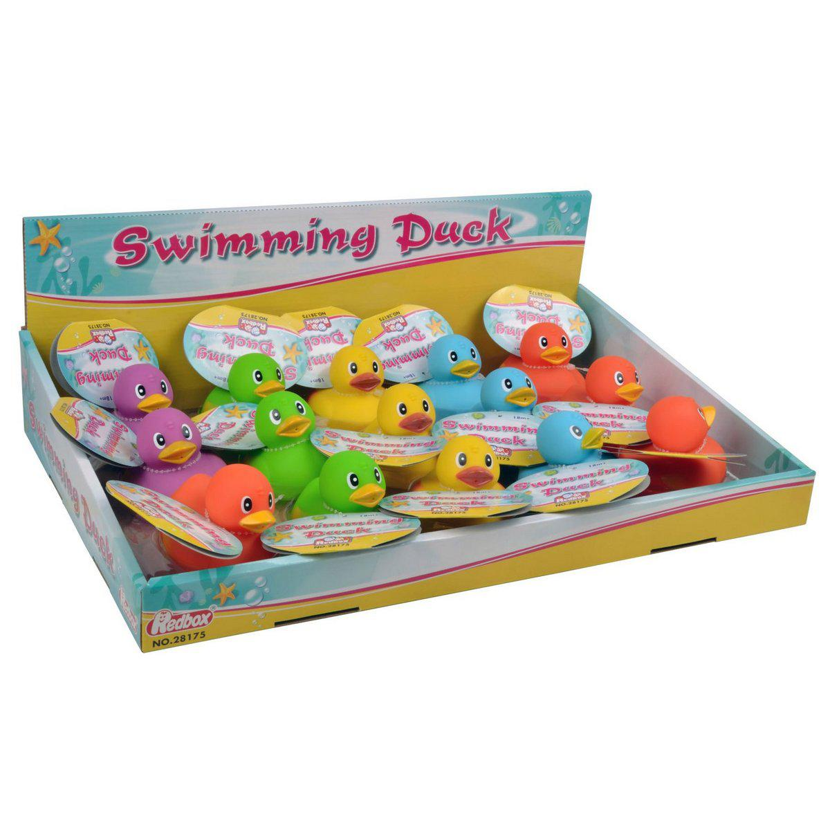 """Игрушка для ванны """"Резиновая уточка"""""""