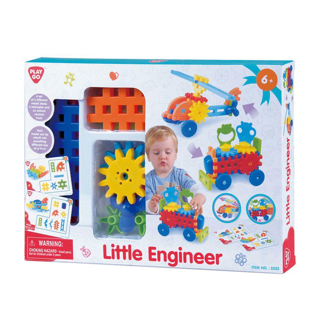 """Play Go Конструктор """"Маленький Инженер"""""""