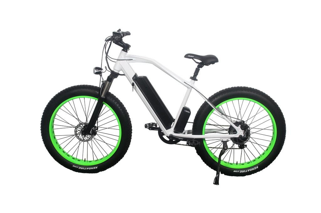 Электровелосипед мощностью 500W EL-Sport TDE-08