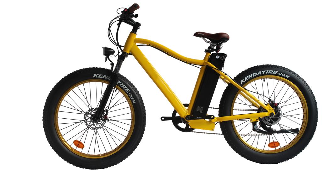 Электровелосипед мощностью 350W EL-SportTDE-03