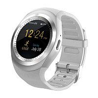 Умные часы Smart Watch Y1 (серебристые)