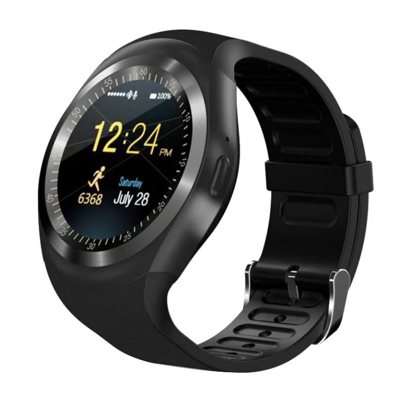 Умные часы Smart Watch Y1 (черные)