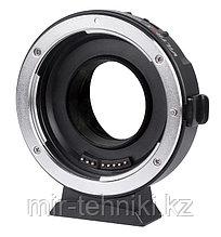 Адаптер Viltrox EF-M1 для Canon EF на байонет Micro 4/3