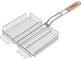 Решетка-гриль объемная Grinda Barbecue (255х310мм)