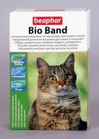 BEAPHAR Bio ошейник от насекомых для кошек и котят с натуральными маслами на 4 мес., 35см, фото 1
