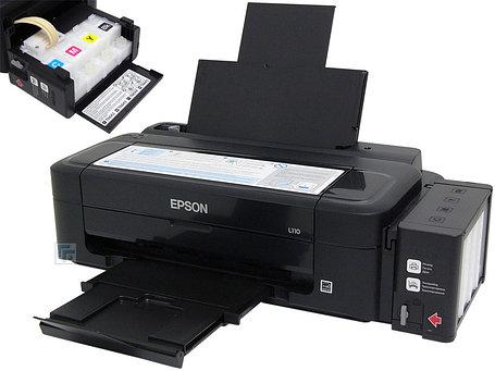 Ремонт принтера Epson L110, фото 2