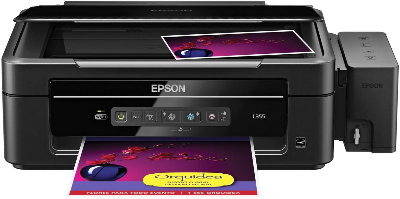 Ремонт принтера Epson L355
