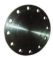 Заглушка стальная фланцевая Ру 16 Д.100 Тараз