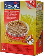 Хлопья Нордик 5 видов зерновых 600 г