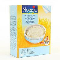 Хлопья Нордик рисовые 800 г