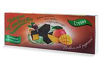 """Конфеты """"Умные сладости"""" желейные со вкусом манго-маракуйя 90г"""