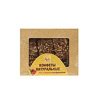 Конфеты Дивинка  лен/клюква на меду 100г