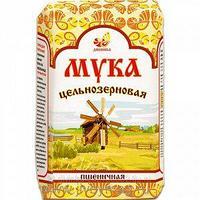 Мука Дивинка пшенично-отрубная со льном 700г