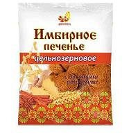 Печенье Дивинка овсяное ц/з лен/клюква 300г
