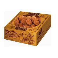 Печенье Дивинка овсяное цз c кунжутом и имб.  250г