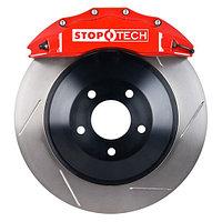 Усиленная тормозная система STOPTECH для Toyota LC200, фото 1
