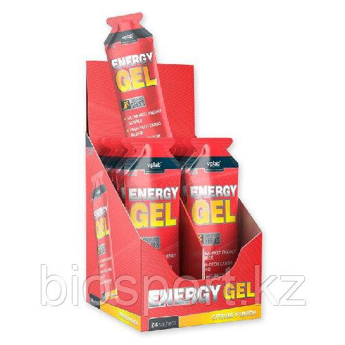 Углеводный гель Energy gel + caffeine, VPLab.