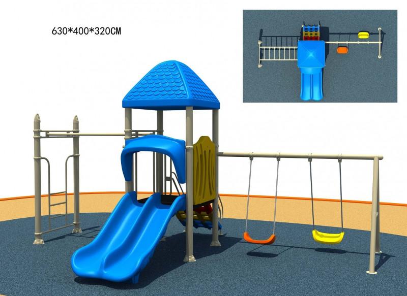 Детский игровой комплекс Капитошка