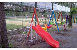 Детский игровой комплекс Тро Тро