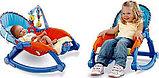 """Шезлонг - кресло - качалка """"Deluxe 2в1"""" Fisher-Price, фото 2"""