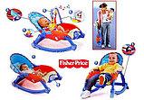 """Шезлонг - кресло - качалка """"Deluxe 2в1"""" Fisher-Price, фото 3"""