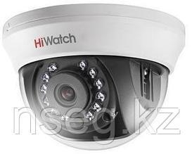 HiWatch DS-T101 1Мп внутренняя купольная HD-TVI камера с ИК-подсветкой до 20м