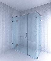 Душевая кабинa стеклянная,безопасное стекло 8мм, мод.А10- 180*110*80 см