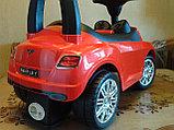 Толокар машинка Bentley Бэнтли (Оригинал), фото 4