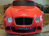 Толокар машинка Bentley Бэнтли (Оригинал), фото 5