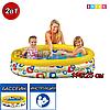 Детский надувной бассейн Intex 58439, размер 147х33 см