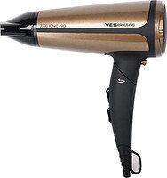 V-HD700 VES electriс Профессиональный складной фен с ионизацией