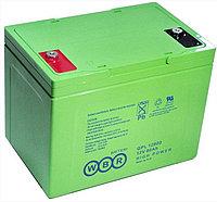 Аккумулятор WBR GPL 12800 (12В, 80Ач), фото 1